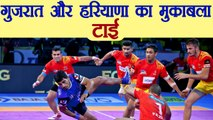 Pro Kabaddi League: Gujarat Fortune Warriors Vs Haryana Steelers Match remains Draw । वनइंडिया हिंदी