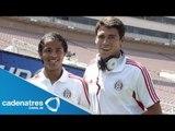 Héctor Moreno y Giovani dos Santos sufren lesión y ponen en alerta al Tricolor