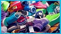 Sur un à enfants différent pour sortes de nombreux de de Langue source chaussures chanson le le le le la