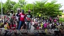 Artistes engagés contre la modification de la constitution au Mali