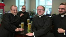 'No fancy dress': Priests joke after being told to leave pub