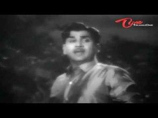ANR Old Hits | Murali Krishna Movie | Nee Sukhame Ne Koruthunna Song | ANR | Jamuna