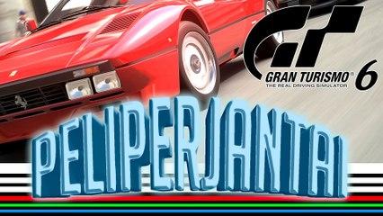 Peliperjantai Ep. 31 - Gran Turismo 6 - PlayStation 3
