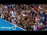 Así se vivió el duelo Pumas vs Chivas, en el estadio Olímpico Universitario