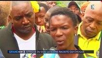 Choc : Deux hommes actuellement jugés par un tribunal sud-africain pour avoir frappé puis enfermé dans un cercueil