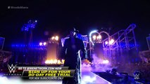 The Undertaker makes perhaps his final WrestleMania entrance: WrestleMania 33 (WWE Network