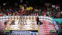 WWE 2K17 Papa Shango vs. Eric Draven ic belt
