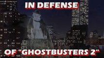 Unpopular Opinion - In Defense of Ghostbusters II