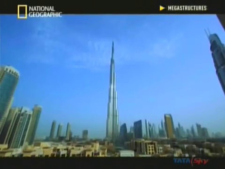MEGASTRUCTURES - BURJ KHALIFA, DUBAI - NATIONAL GEOGRAPHIC DOCUMENTARY - Discovery Finance Money Doc