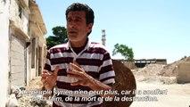 Trêve dans la province de Homs, des habitants réagissent
