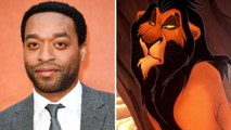 'Lion King': Chiwetel Ejiofor in Talks to Voice Scar in Live-Action Remake   THR News