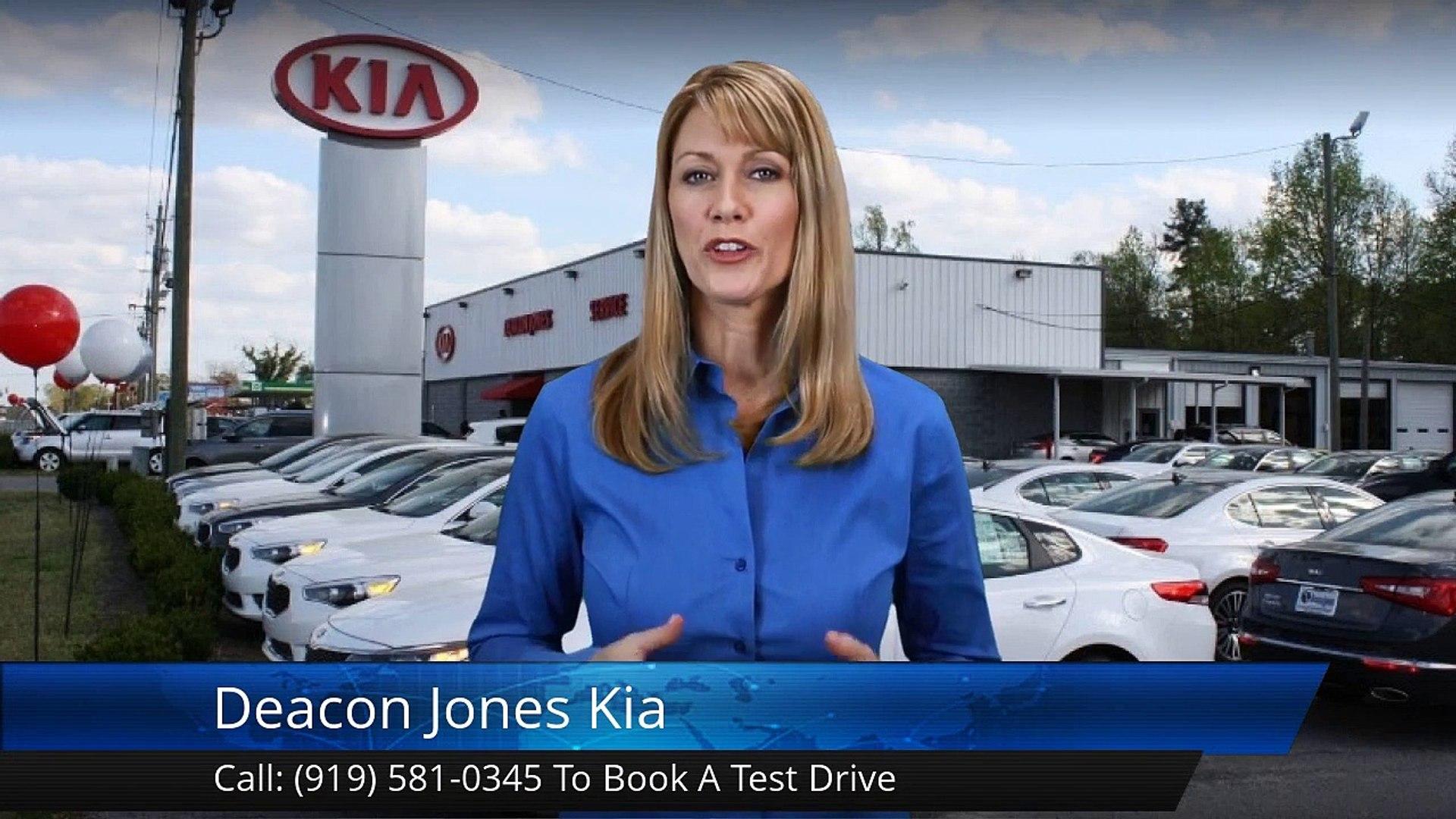 Deacon Jones Kia >> Deacon Jones Kia Goldsboronwonderfuln5 Star Review By Jay D