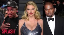 Kate Upton Doesn't Find Jay-Z or Kanye West Attractive