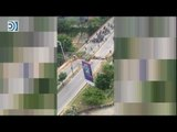 La Guardia Nacional Bolivariana arremete con violencia contra una manifestación en Caracas
