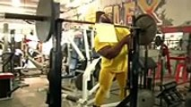 Bodybuilding (legs exercise, legs workout, leg press) Ronnie Coleman, tv 2017 & 2018