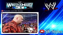 Big Show vs. Akebono (Lucha Sumo): WWE WrestleMania 21 | Español Latino ᴴᴰ