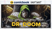 Facts You May Not Know About Dr. Doom - ComicBook Cheat Sheet