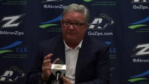 Akron Zips Football: Terry Bowden Press Conference (Sept. 27, 2016)
