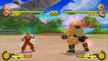 Dragonball Z Burst Limit - All Krillin, Gohan, Tien, Trunks & Yamchas Partner Quotes