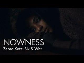 Zebra Katz: Blk & Wht
