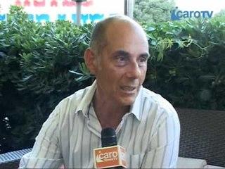 Icaro TV. Il raduno dei Crabs, interviste al coach Attilio Caja e a Marzio Balducci