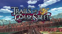 The Legend of Heroes : Trails of Cold Steel - Bande-annonce de lancement PC