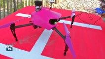 A Biscarrosse, ces drones viennent en aide aux nageurs