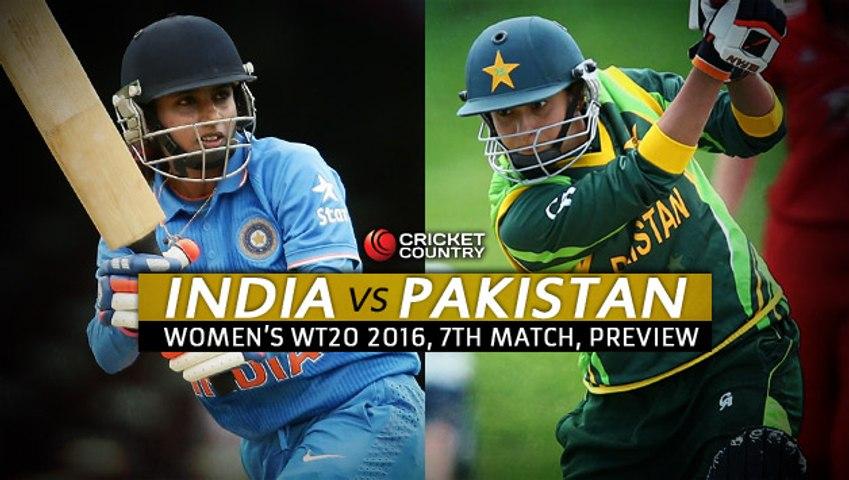 India Women vs Pakistan Women Cricket Match Highlights Presents By Cricket World