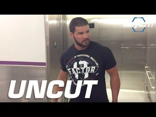 Bobby Roode Arrives At The Orleans Arena For Amped Anthology Part 1   #UnCut