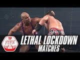5 Most Extreme Lethal Lockdown Matches | Fight Network Flashback