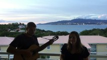 Hit the Road Jack Cover Ray Charles Young Island Chloé et Vincent