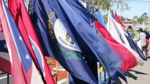 Camp Pendleton hosts Ship Naming Ceremony for USS Basilone
