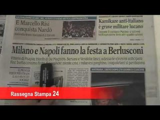 Leccenews24 notizie dal Salento in tempo reale Rassegna Stampa 31 Maggio