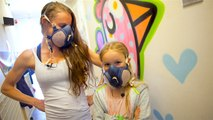 The 10-Year-Old Graffiti Artist Who's Tagging Britain With Chickens | MAKING MAD