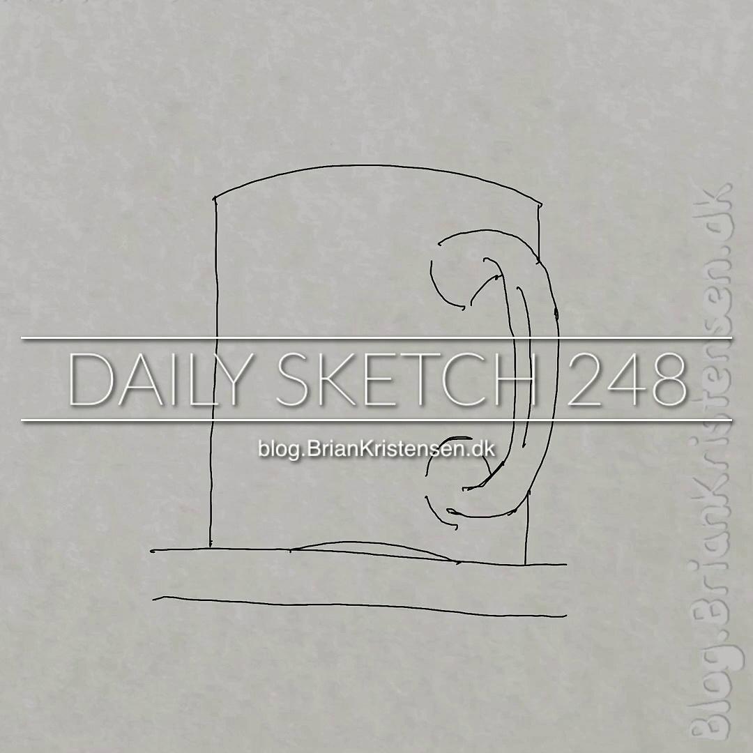 How to Draw a #coffee #mug on a #shelf