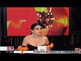 Astrid Hadad visita el estudio de función en ExcélsiorTV / Función con Juan Carlos Cuellar
