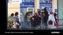Des Roms utilisent un rat mort pour voler de l'argent à des passants au distributeur automatique (vidéo)