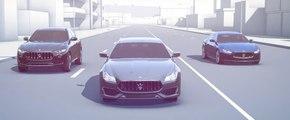VÍDEO: Estos son los asistentes a la conducción de Maserati y así funcionan
