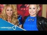 Demi Lovato quiere hacer dueto con Paulina Rubio   Demi Lovato wants to duet with Paulina Rubio