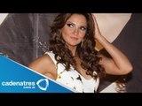 Mariana Seoane desmiente romance con El Bebeto   Mariana denies romance with El Bebeto