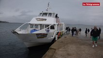Traversée en bateau: de Brest à la presqu'île de Crozon en 30 minutes