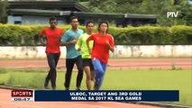 SPORTS BALITA: Ulboc, target ang 3rd gold medal sa 2017 KL SEA Games