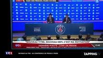 Neymar au PSG : Ambitions, salaire... Revivez sa conférence de presse (Vidéo)