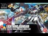 1/144 HGBF Lightning Gundam Review