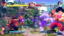 Ultra Street Fighter 4 Evil Ryu vs Final Boss Oni [HARDEST]
