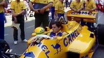Ayrton Sennas First Win In Monaco | 1987 Monaco Grand Prix