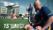 HASHTAG UNITED vs BT SPORT ALL STARS (feat Steven Gerrard & David James!)