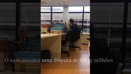 Revolta: advogado acusa procurador de pedir propina para julgar favorável em sua causa