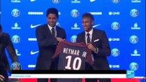 """Neymar à Paris : """"Le transfert de Neymar va rapporter beaucoup d''argent au PSG"""""""