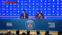 Neymar PSG Press Conference p1-Neymar PSG記者会見